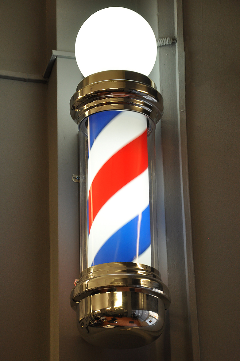 The Barber's pole