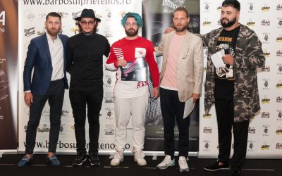 Academia De Frizerie – Participare concurs Inspire