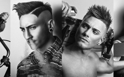 New Hairstyle for men – Barber shop in Bucharest